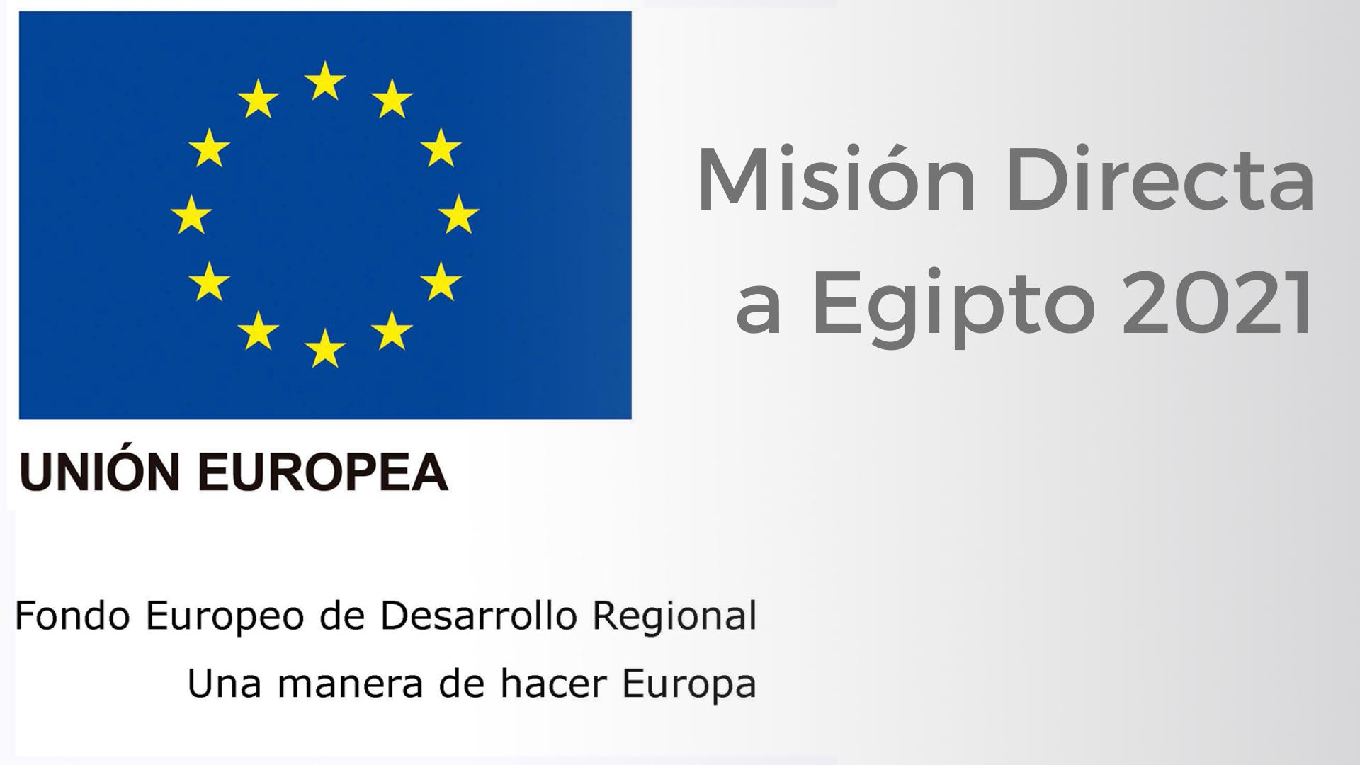 mision europea egipto 2021