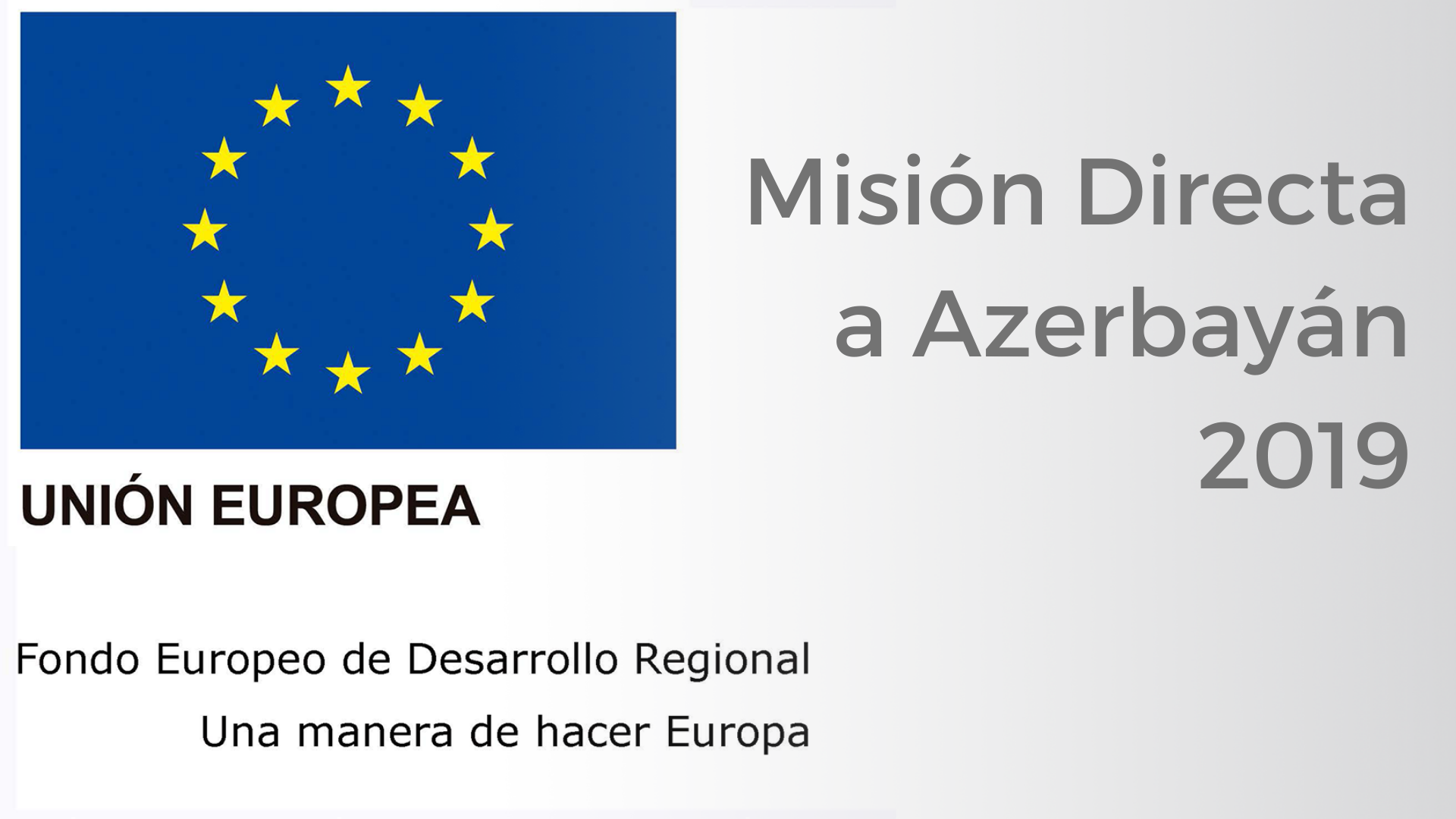Mision directa azerbayan 2019